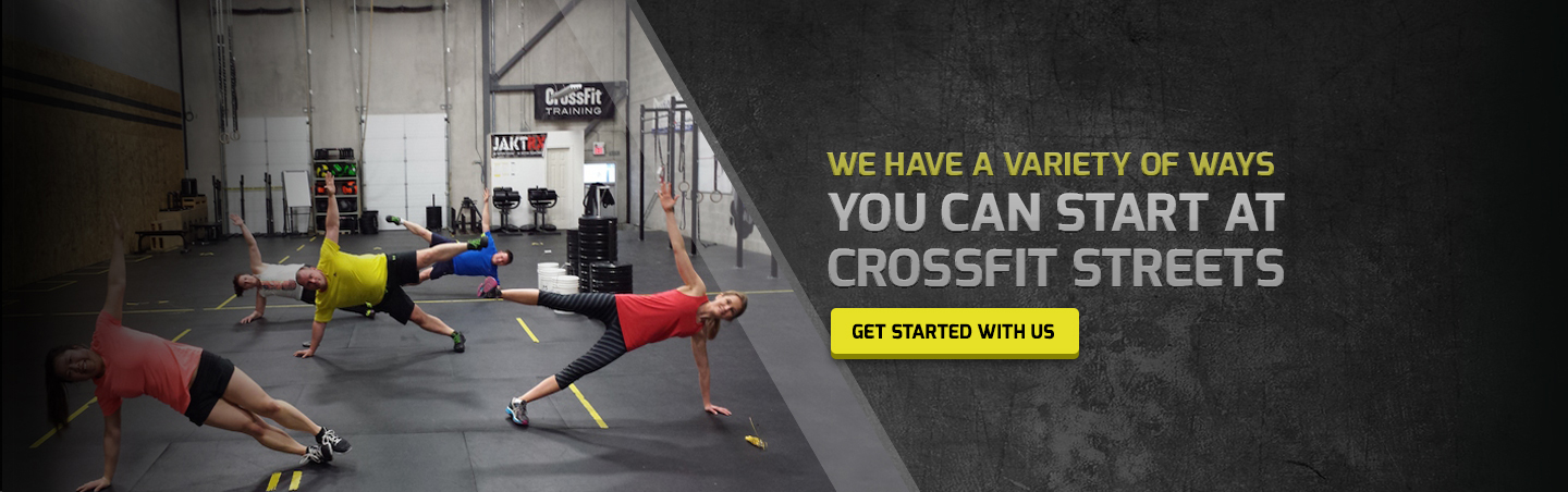 Interested in crossfit mississauga try us